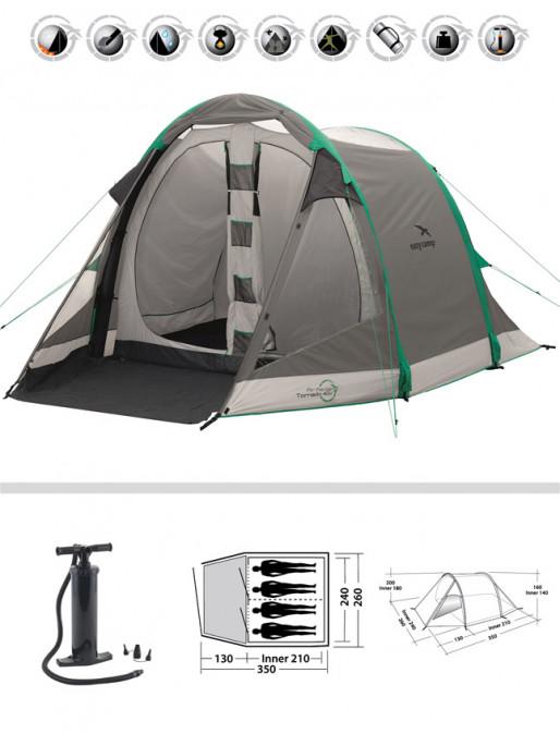 EASY CAMP Палатка Tornado 400