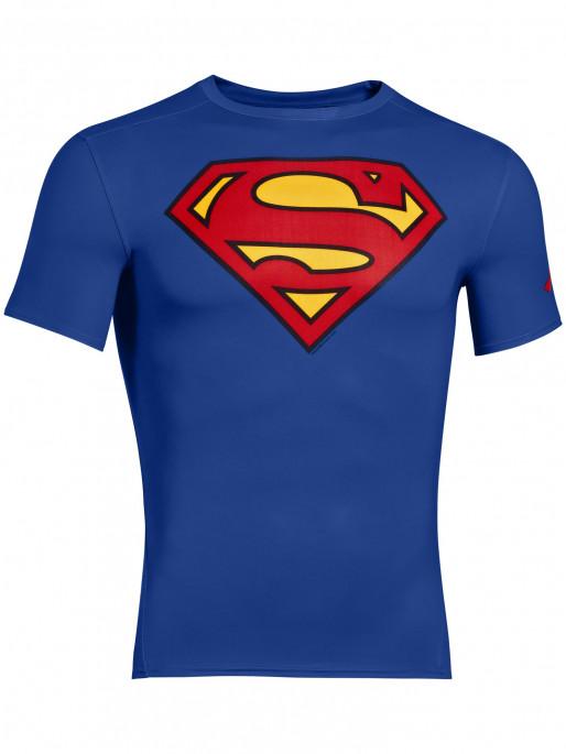 Fontanero Portavoz Engreído  UNDER ARMOUR Superman Alter Ego Com T-shirt
