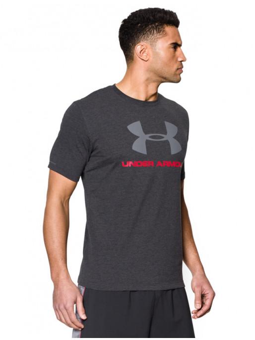 UNDER ARMOUR Тениска CC Sportstyle Logo