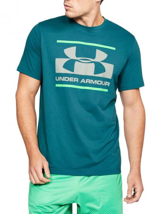UNDER ARMOUR Тениска BLOCKED SPORTSTYLE