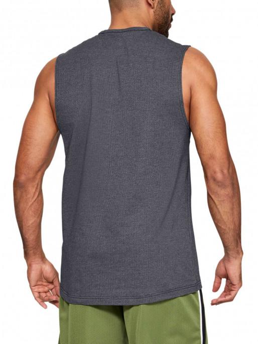 Men/'s Under Armour UA Sportstyle Cotton Mesh Tank Top 1329280 New Size L