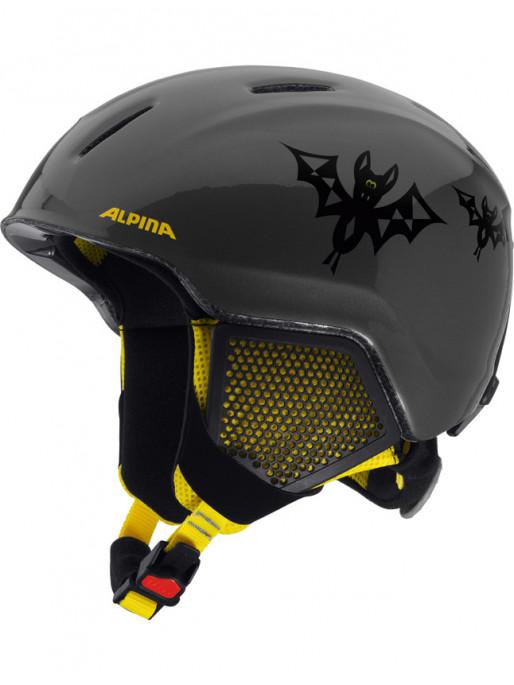 ALPINA Ski helmet CARAT LX 40d79ee8696