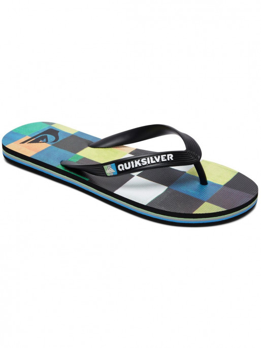 QUIKSILVER Джапанки MOLOKAI RESIN CHECK