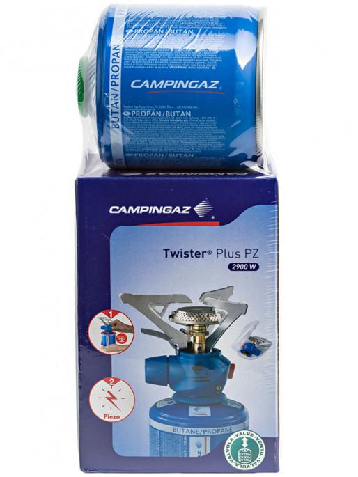 Campingaz Twister Plus PZ Piezo ignition Camping Burner Stove