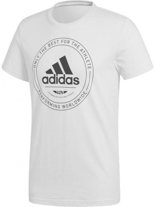 ADIDAS Тениска ADI EMBLEM