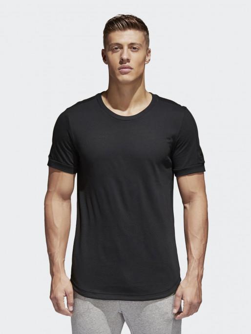adidas skin fit t shirt