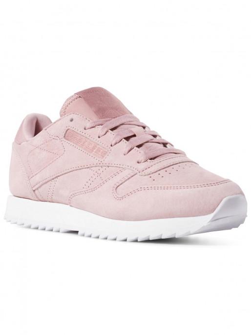 67f50daaf1d REEBOK CLASSICS CL LTHR RIPPLE Shoes Reebok Classic Leather
