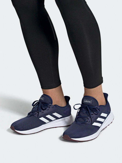 Adidas Triple Black Duramo 9 Running Shoes Men's Depop