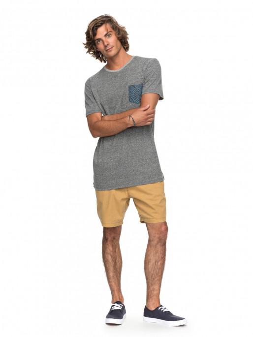 QUIKSILVER Тениска BROKEN LEASH