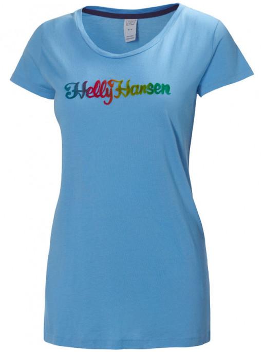 HELLY HANSEN Тениска W GRAPHIC T-SHIRT