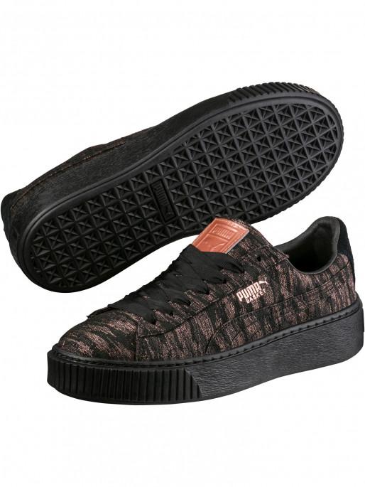 b8fbbb2de03649 PUMA Shoes Basket Platform VR Wns