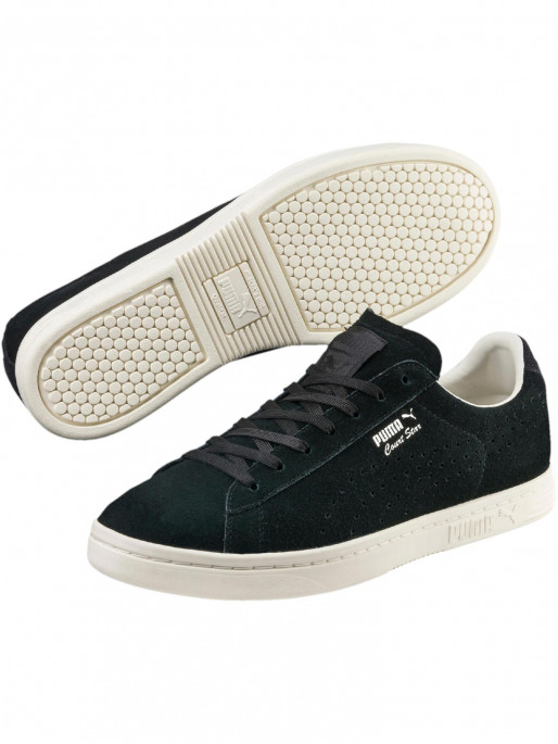 low priced 4545b 24c7c PUMA Court Star Suede Intere Shoes