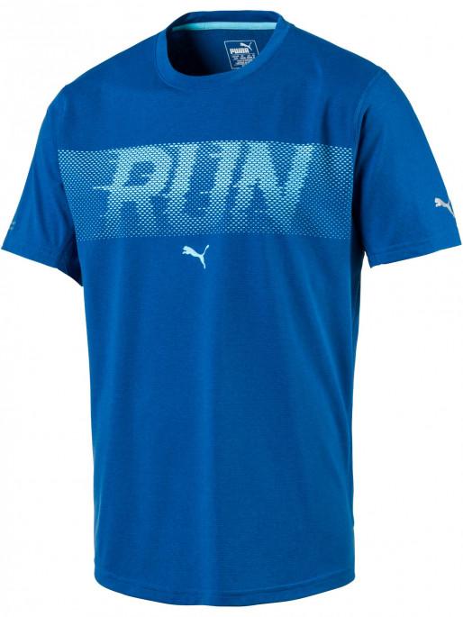 PUMA Тениска Run S/S TeeIRT
