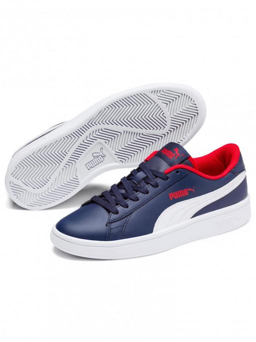 PUMA Smash v2 L Jr Shoes