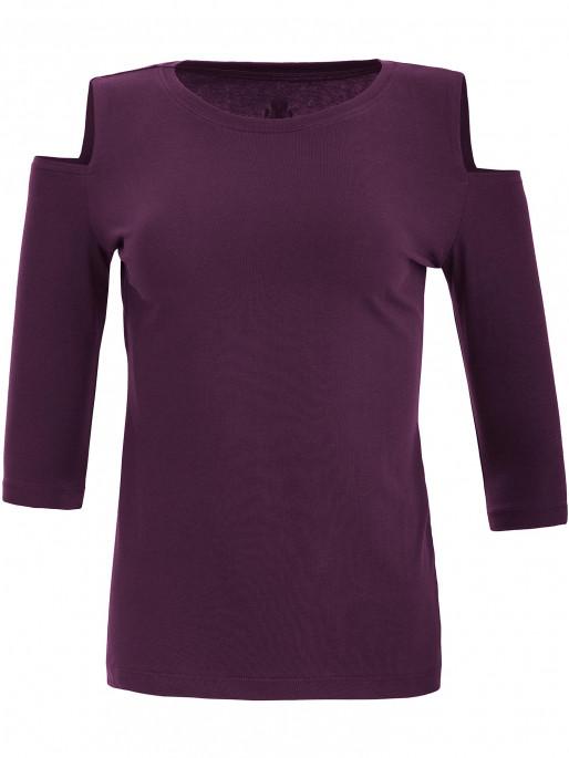 de784d658031 BRILLE Γυναικεία μπλούζα με 7 8 μανίκι