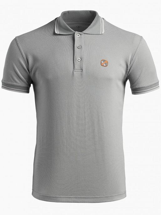 1f19f9bf83d3 BRILLE Κοντομάνικο μπλουζάκι Polo-Shirt Classic