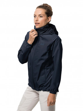0d1200ad982 JACK WOLFSKIN Яке STORMY POINT JACKET W