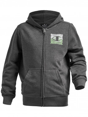 1ea1ba3b7444 CHAMPION Μπλούζα sweatshirt Hooded Full Zip
