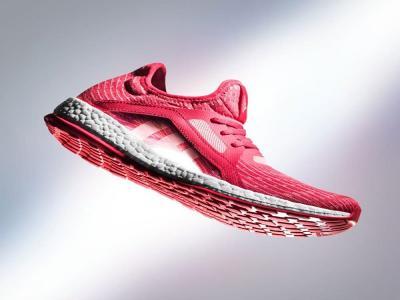 Viitorul alergatului feminin este aici cu noua incaltaminte adidas PUREBOOST X