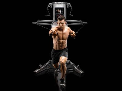 Fusion CST - за балансирани кардио и силови тренировки у дома
