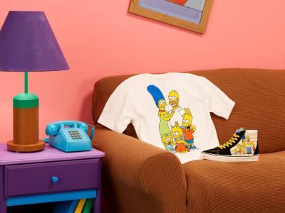 Колекцията The Vans x Simpsons: невероятно забавна комбинация