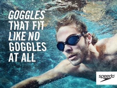 Speedo Biofuse® - усещане сякаш не носиш очила