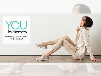 Колекцията YOU на Skechers - обувки, за които краката си мечтаят