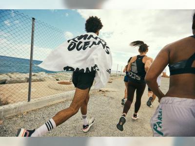Бягай за океаните с adidas: Включи се в инициативата RUN FOR THE OCEANS!