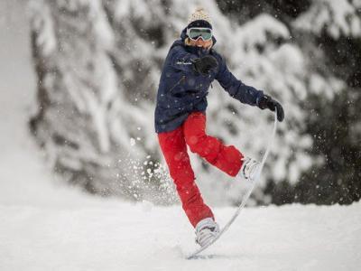 Cum te imbraci la schi sau snowboard?