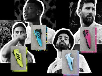 adidas Football представя колекцията Hard Wired