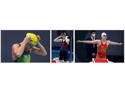 Speedo оглавява листа с медали със своите бански костюми