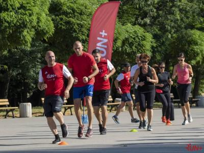 Погрижи се за мозъка и тялото си, тренирай всяка неделя с Run+