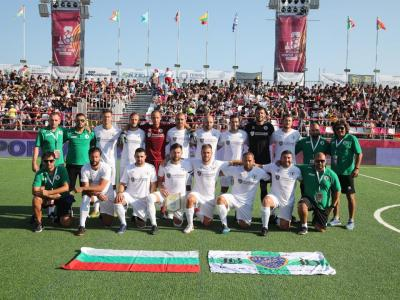 България е на осминафинал на Световното по мини футбол