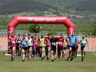 Ела на финалното бягане от веригата RUN BULGARIA